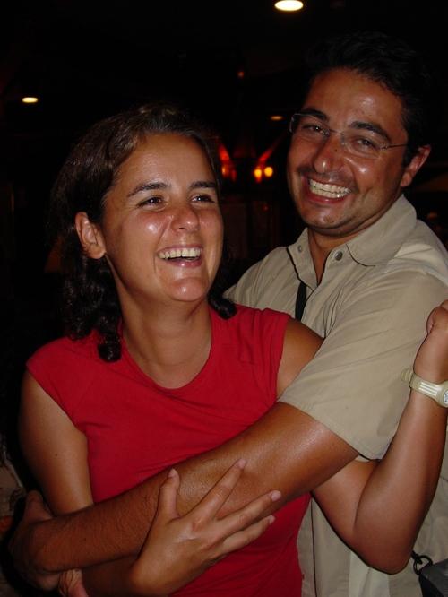 Cairns_dive_party_portuguese_couple