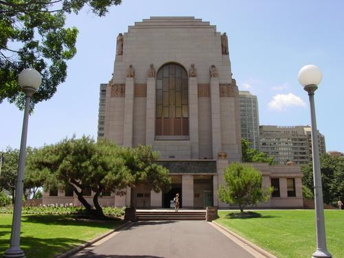Sydney_hyde_park_museum