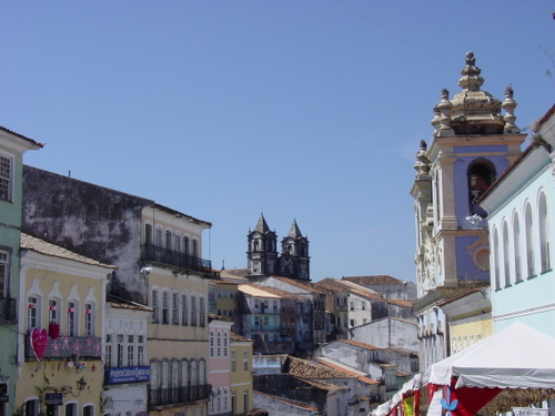Salvador_lower_city_view