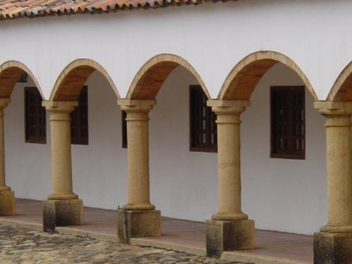 Candelaria_monestary_archs
