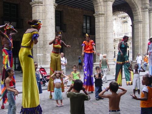 Havana_viejo_clowns_i