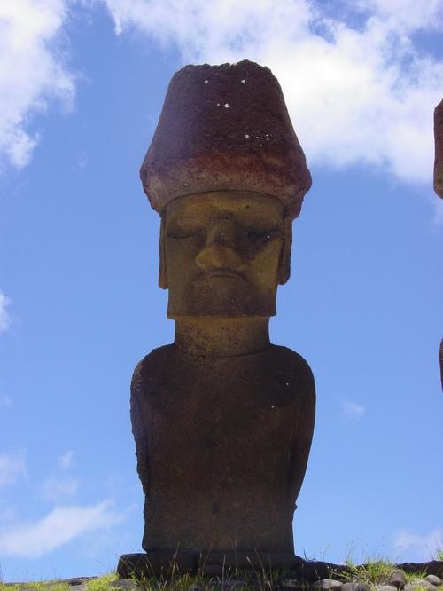 Anakena_moai_closeup