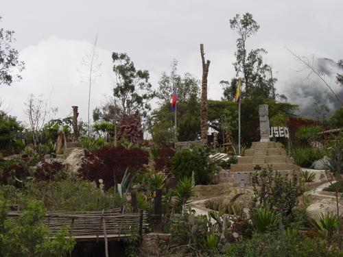 Quito_mitad_del_mundo_monument_real_line