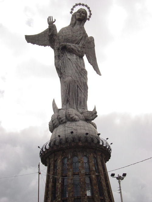 Quito_virgin