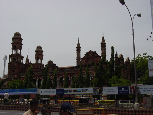 Chennai_old_building