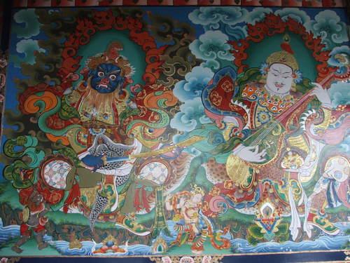 Darjeeling_bhutia_busty_monestary_inside