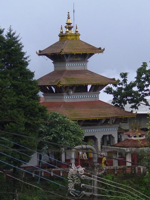 Darjeeling_buddhist_temple_i
