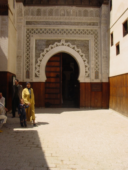 Fes_najjarine_museum