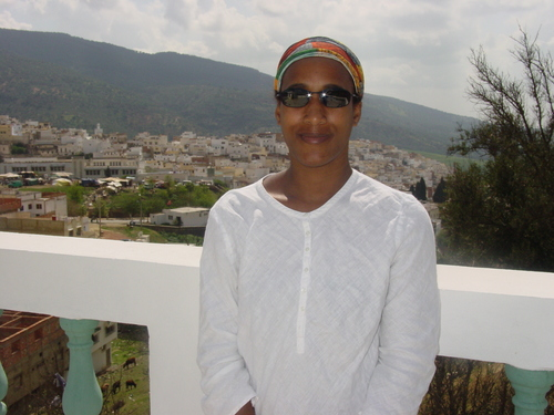 Sanyu_in_moulay_idriss