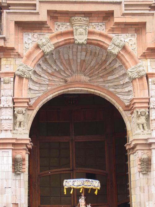 Lima_merced_chruch_archway