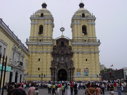 Lima_monestary_of_saint_francisco_i