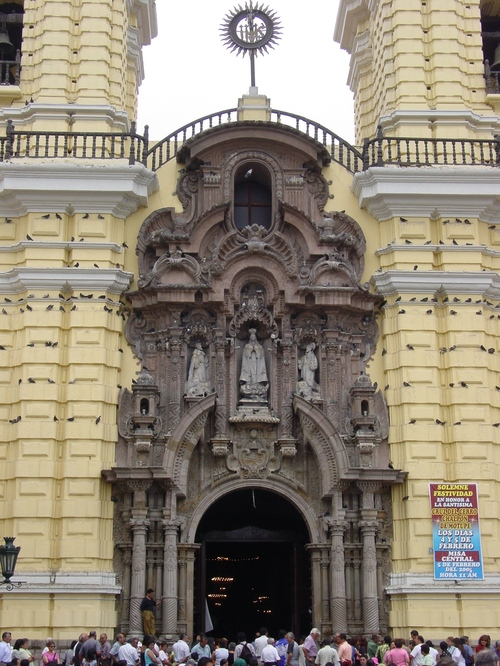 Lima_monestary_of_saint_francisco_ii