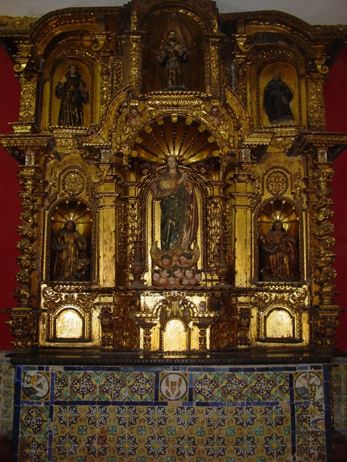 Lima_monestary_of_saint_francisco_iii