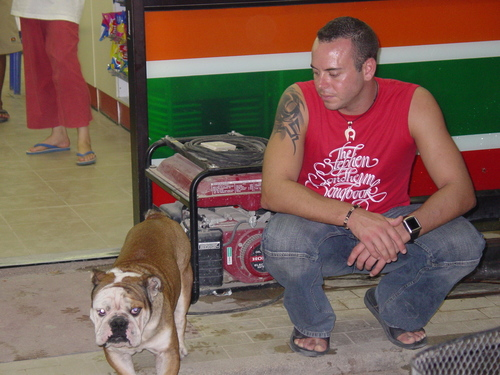 Koh_phangan_steve_and_bulldog